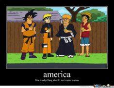 American anime