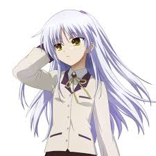 Kanade tachibana from ANGEL BEATS