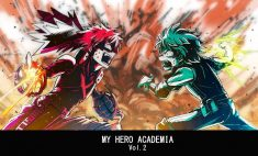 My hero not as good as naruto