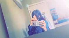 Ciel Phantomhive cosplay. This is my first time cosplaying I do hope you enjoy it