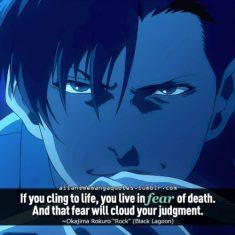 im not afraid to die