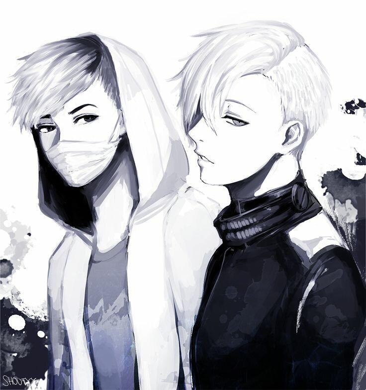 My boys ~