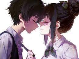 hello everyone….. it's nice to be back….. here's my anime couple today&# ...