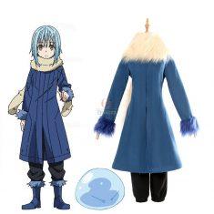 Tensei shitara Slime Datta Ken Rimuru Tempest Cosplay Costume