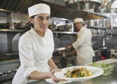 giải pháp việc làm cho phụ bếp