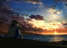 sunrise….