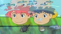Ponyo!!!!!!!My childhood anime movie!!! I still loves it!!!   ...