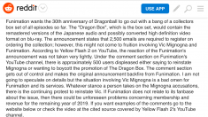 Funimation and Fanbase Scandal- Vic Mignogna and Dragonbox release from Funimation