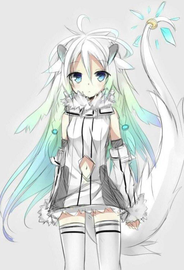 Anime animal girl!,!
