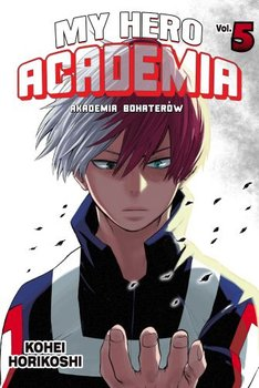 "Vol.5 ""Boku no Hero academia"" Manga"