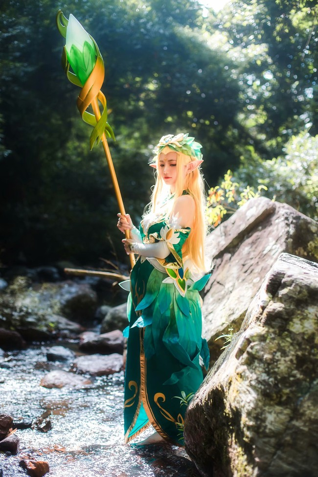 Elf princess