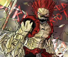 Yall prolly think im stupid but why is Kirishima Red Riot my fave My Hero Academia character?